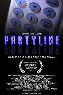 AUDIO PODCAST: Chris L. Griffin (writer/director) of Partyline (USA)