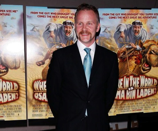 VIDEO PODCAST: Morgan Spurlock (Director) of Where In The World Is Osma Bin Laden? (USA)
