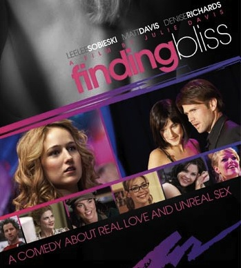 VIDEO PODCAST: Julie Davis (Director) and cast of Finding Bliss (USA)