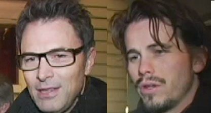 VIDEO PODCAST: Tim Daly (actor) of Private Practice and Jason Ritter (actor) of The Dry Land (USA)