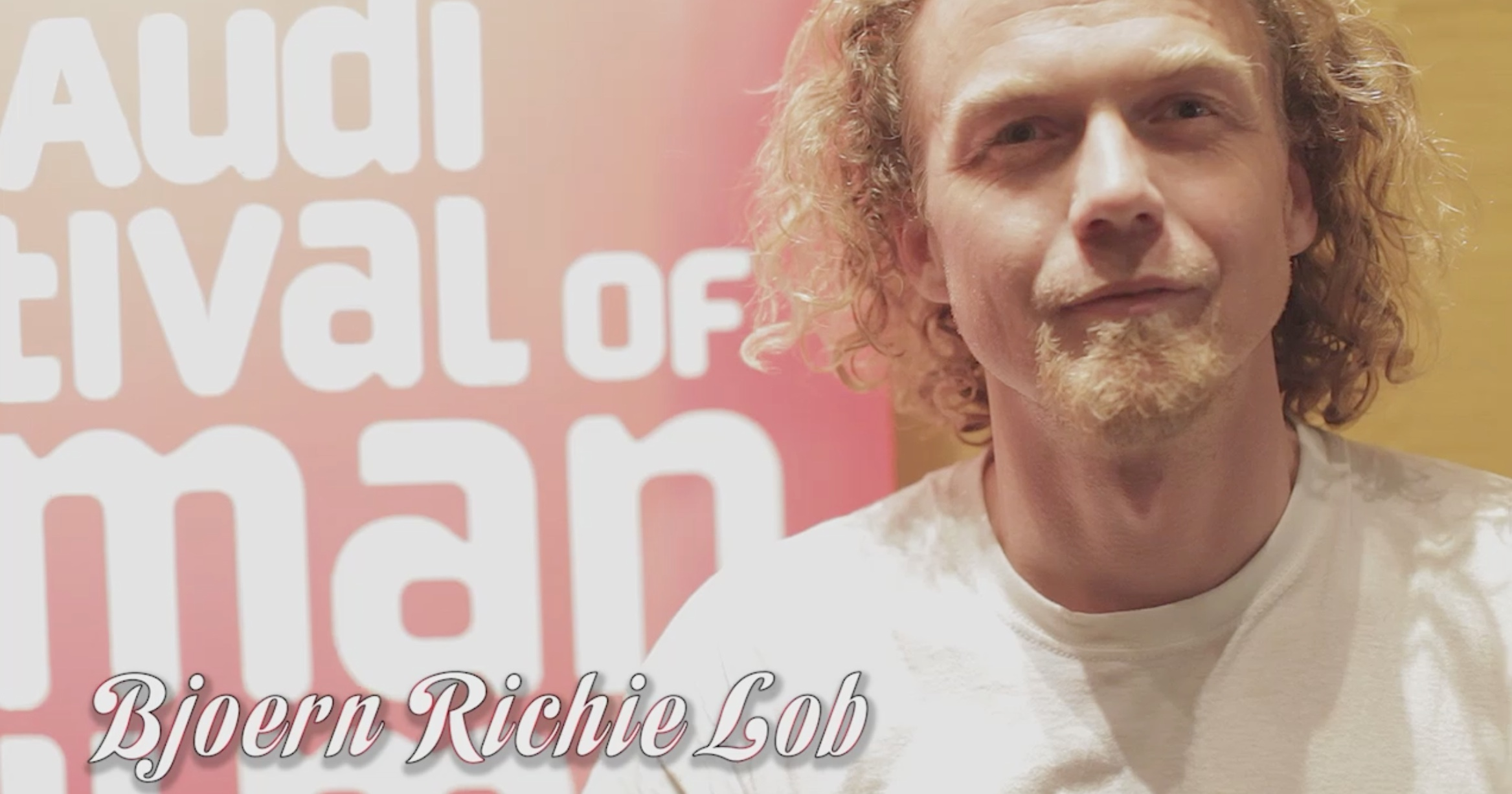 VIDEO PODCAST: Bjoern Richie Lob (director) of Keep Surfing (GER)