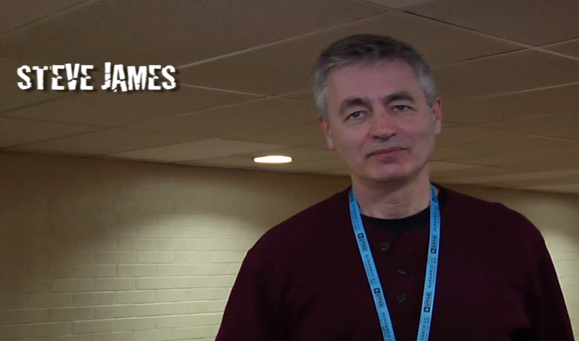 VIDEO PODCAST: Steve James (director) of The Interrupters (USA)