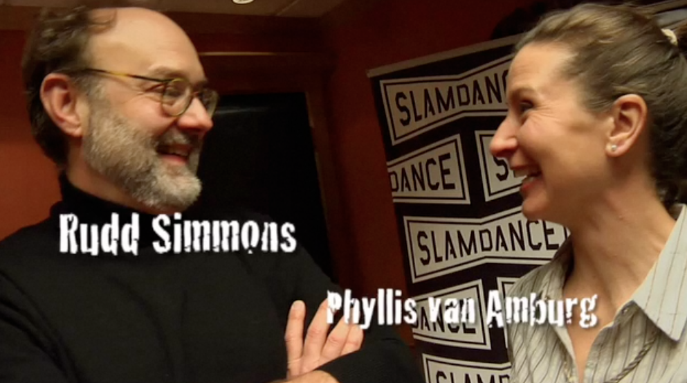 VIDEO PODCAST: Rudd Simmons (director) and Phyllis van Amburg (subject) of The First Season (USA)