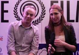 VIDEO PODCAST: Darren Chapman-Hussein (director) of Bloody Mary Show